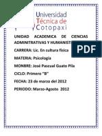 Unidad Academica de Ciencias Adminitrativas y Humanistic As