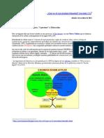 Currículum bimodal 2011