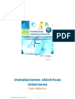 Guia Didactica Instalaciones Electric As Interiores