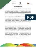 Libro Pedagogia Social