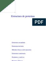 Clase+2+Estructura+de+Proteinas