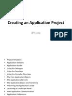 Creating an Aplication s (1)