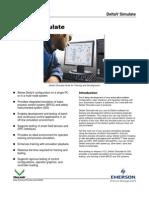 PDS DeltaV Simulate