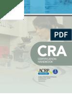 CRA Handbook