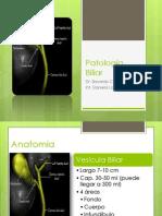 Patología Biliar