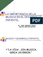 7 Musica y Desarrollo Infantil