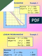 Simplex Method 1