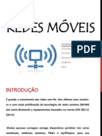 Apresentação - Redes Moveis