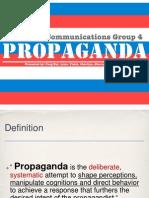 Propaganda Slides
