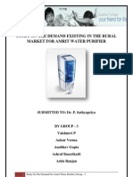 Group - 3 Market Research Report