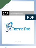 SAP MM Training Course