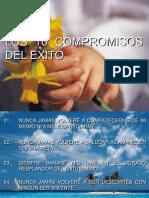LOS 10 COMPROMISOS DEL ÉXITO POR OG. MANDINO