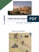 Primer Imperio Babilonico - mia