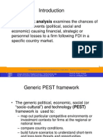Risk Analysis Using PEST_Session3