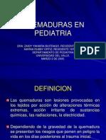quemadurasenpediatria1-090830223015-phpapp02