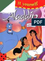 Read It Yourself - Aladdin - Level 1