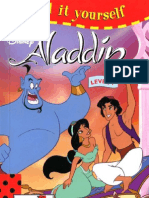 Read It Yourself - Aladdin - Level 1
