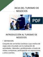 Import an CIA Del Turismo de Negocios