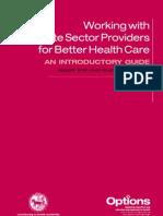 Private Sector Guide