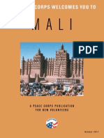 Peace Corps Mali Welcome Book |October 2011