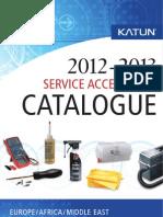 KATUN Accesories Catalog