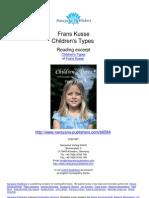 Children s Types Frans Kusse.06584 2Antimonium Crudum Child