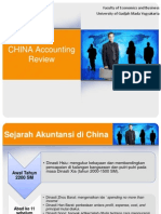 CHINA Accounting Review