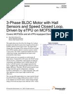 BLDC Closed Loop