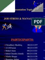 Job Stress(Group 5)