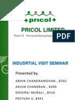 Pricol Industries Coimbatore No Animation