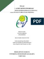 Model Audit Sistem Informasi