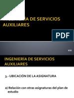 Programa Ing de Servicios Auxiliares