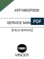 Minolta EP1054 - 1085 - 2030