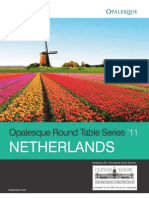 Opalesque Netherlands Roundtable