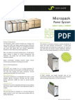 Micropack Datasheet