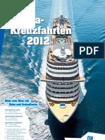 Reka-Ferien - Reka-Kreuzfahrten 2012
