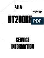 yamaha dt200r service rh scribd com Yamaha DT200 Engine Yamaha DT200 Engine
