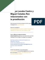 Soraya Lacaba Castro y Miguel Celades Rex relacionados con la prostitución _ defensatum