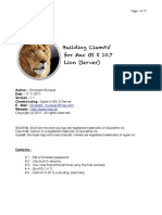 Building ClamAV for Mac OS X Kopie