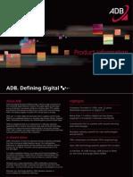 ADB Product Brochure