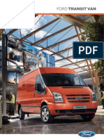 New Ford Transit eBrochure and Specification[1]