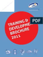 NYCI Training Brochure 2011