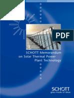 Schott Memorandum e