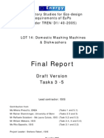 Lot 14 Final Report Tasks 3 - 5