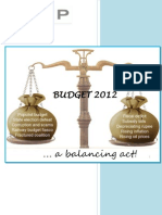 Indian Budget 2012-13_SKP
