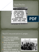 PPT slides on Auschwitz