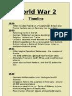 PJs - World War 2