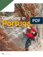 Climbing Portugal