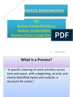 Business Process Re Engineering by AMRUTA