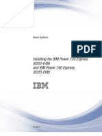 Installing Power720 Express